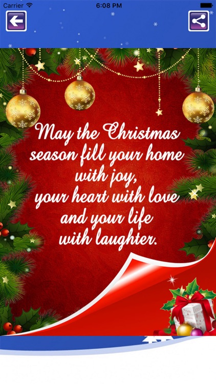 150+ Christmas Greetings Cards - Holiday Wishes screenshot-3