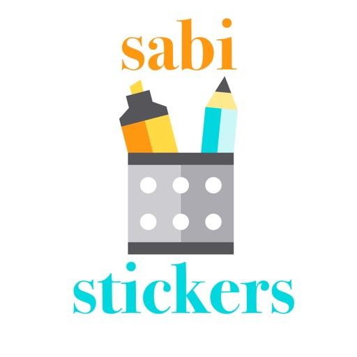 Sabi Stickers
