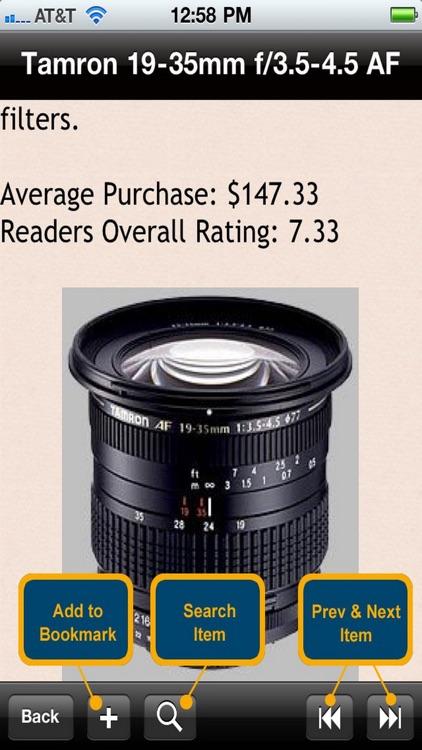 Camera Lens Bible screenshot-3