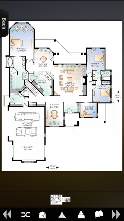 House Plans - Mediterranean screenshot-0