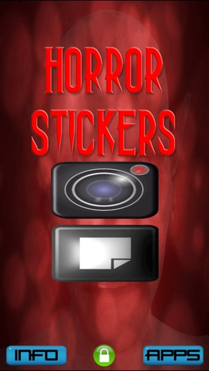 Horror Stickers - Scary Photo Maker on the App Store