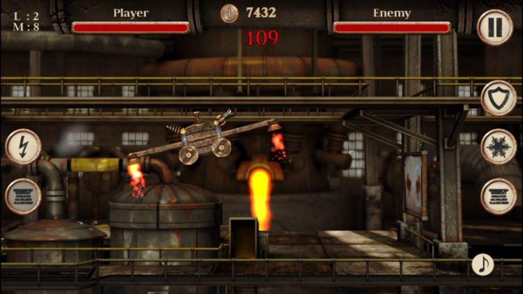 Engines of Vengeance screenshot-4