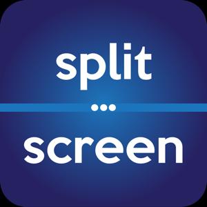 Split Screen Multitasking View for iPhone & iPad app