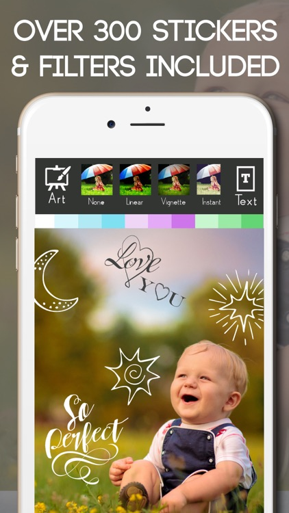 Baby Milestone Free Sticker Maker Pregnancy Editor screenshot-4