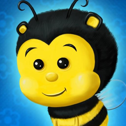 Пчела Вик - английский алфавит и няшный букварь