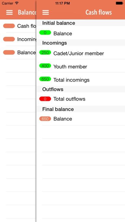 Sport Club Manager: Run your association screenshot-3