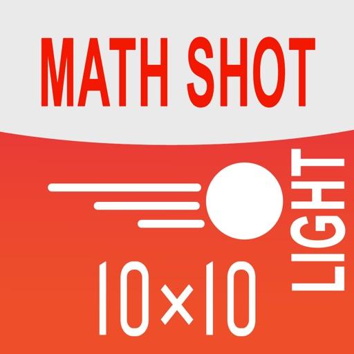 Math Shot Light Multiplication Tables