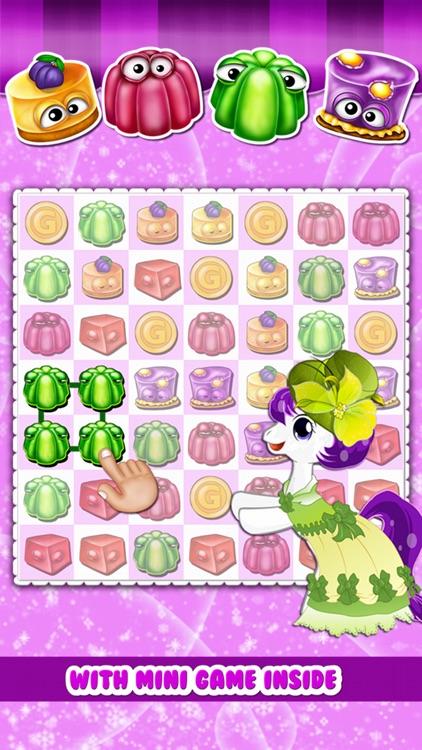 Pony Dress Up Games for Girls screenshot-3