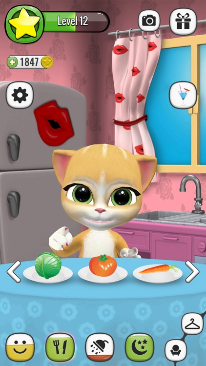 Emma The Cat - Virtual Pet Games for Kids