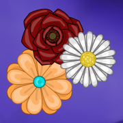 Flower 花卉 Stickers for iMessage
