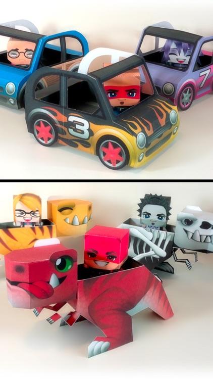 3D Papercraft - Create PaperChibi Avatar screenshot-4