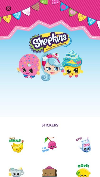 Shopkins Emoji Keyboard