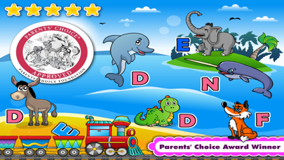 Phonics Island Letter Sounds review screenshots