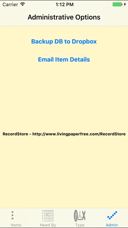 RecordStore screenshot-4