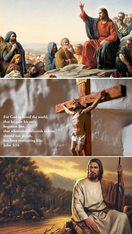 Bhakti Wallpaper Lord Jesus Wallpapers