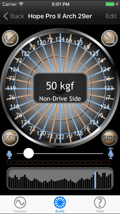 Screenshot for Spoke Tension Gauge in Germany App Store