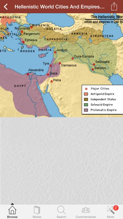 112 聖書に関する地図。簡単のおすすめ画像1