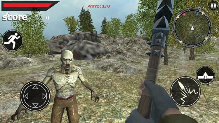 Dead Zombie Killer:Trigger 2017 screenshot-4