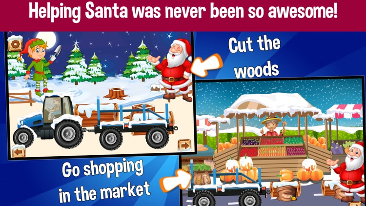 Santa's Little Farm Helper screenshot-3