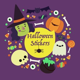 Halloween Scary Stickers Pack
