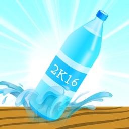 The Water Bottle flip 2k16 challenge pro