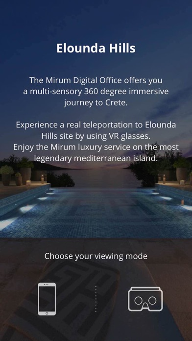 Mirum Group - Elounda Hills screenshot one