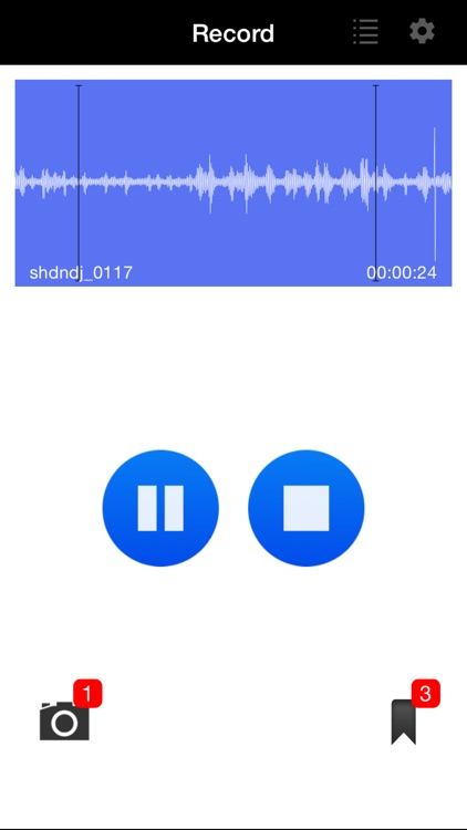 ClearRecord Pro – Noise free voice recorder screenshot-3