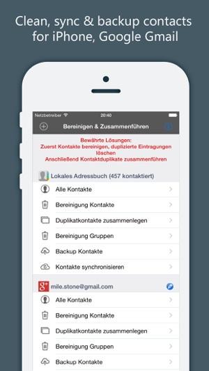 Iphone Bereinigen App