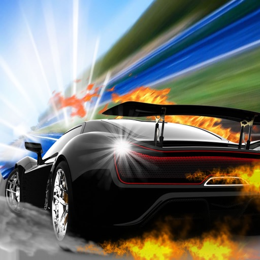 Crazy For Speed In Highway - A Hypnotic Game Of Driving