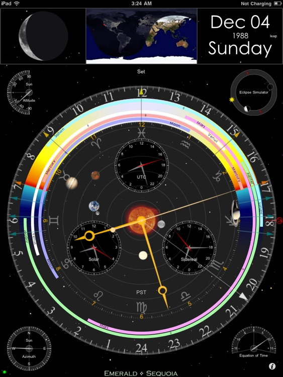 Emerald Observatory for iPad