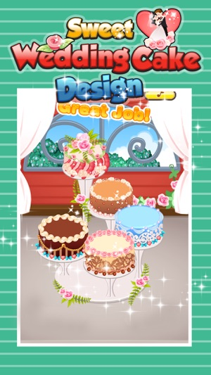 Sweet Wedding Cake Design Cooking Games For Girl On The App Store