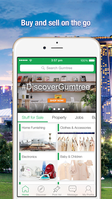 Download Gumtree SG for Pc