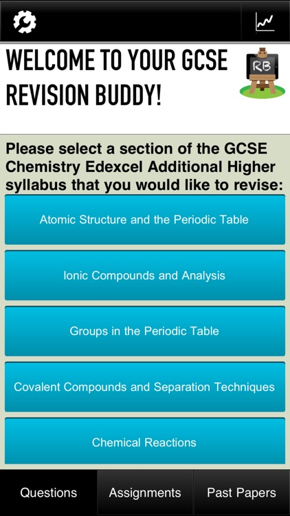 GCSE Chemistry (For Schools) screenshot-1