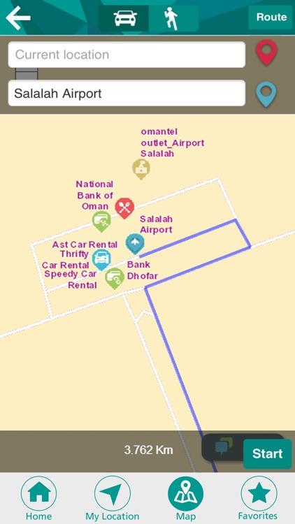 Tour Oman screenshot-3