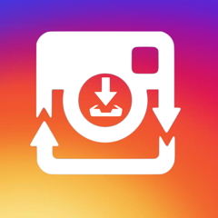 Instant Save - Quickly Repost Photo & Video For IG