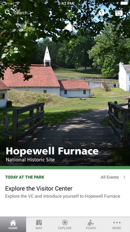 NPS Hopewell Furnace National Historic Site