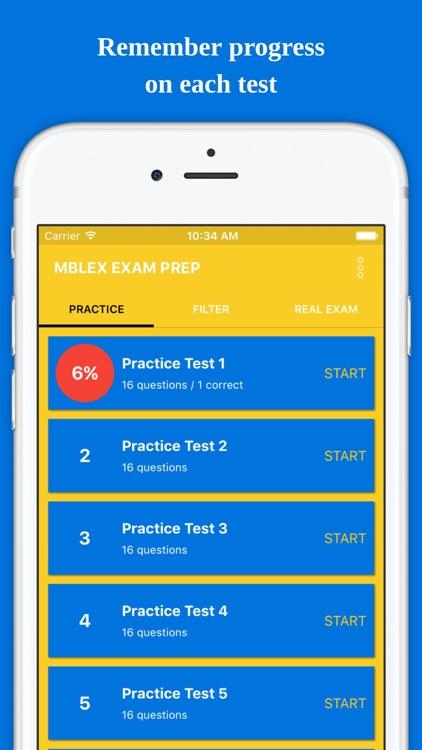 MBLEx Exam Prep 2017 Edition screenshot-4