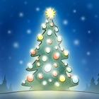 Christmas Slideshow & Wallpapers (animated snow!) icon