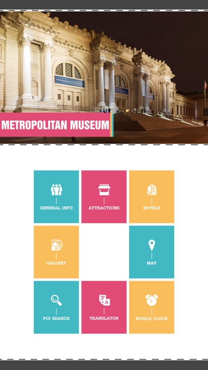 Metropolitan Museum Travel Guide