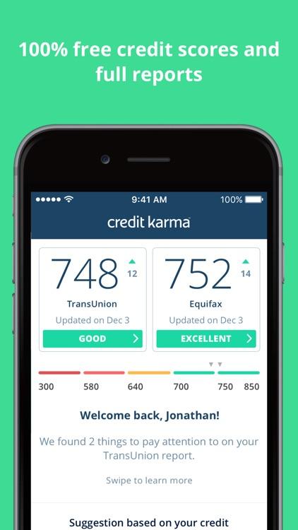 Credit Karma: Credit Scores, Reports & Alerts