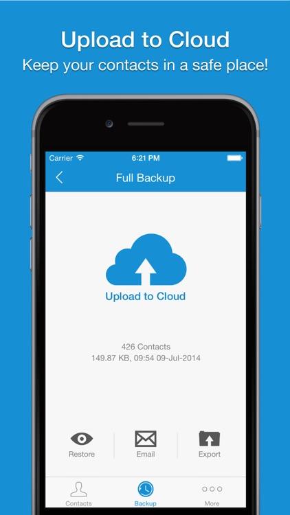 Easy Backup Pro . screenshot-3