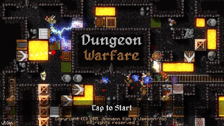 Dungeon Warfare screenshot-0