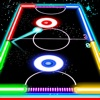 Glow Hockey HD - Best Neon Light Air Hockey