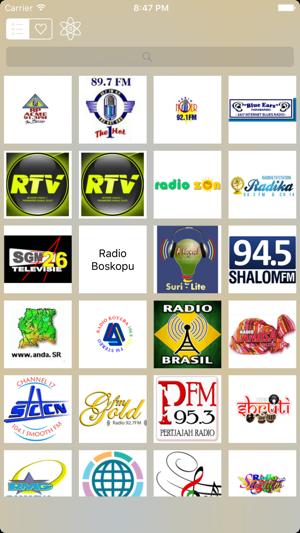 Radio SRS  FM 963  Paramaribo  Listen Online