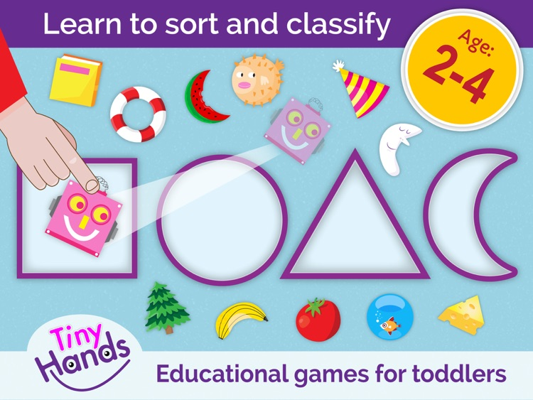 Toddler kids games: preschool learning games free