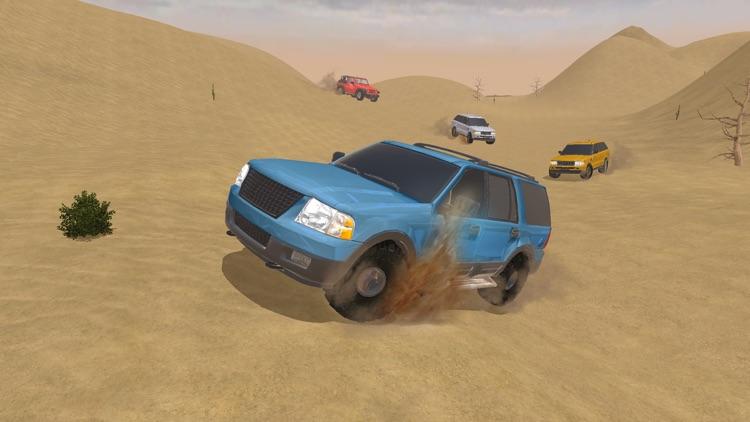 4X4 Offroad Jeep desert Safari - Driving 3D Sim