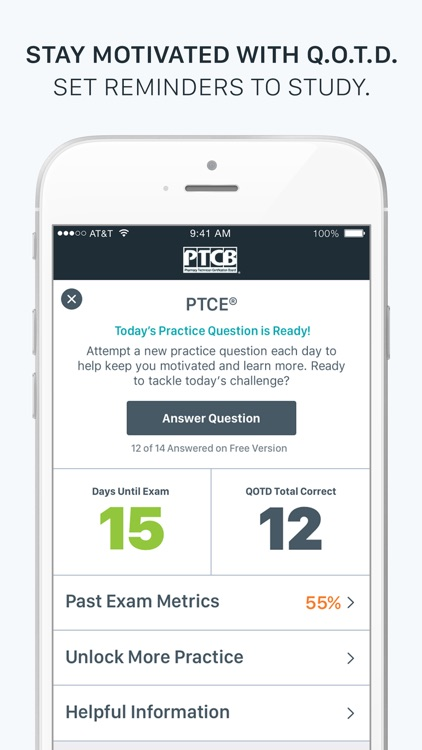 Official PTCB® Calculations Practice Questions screenshot-4