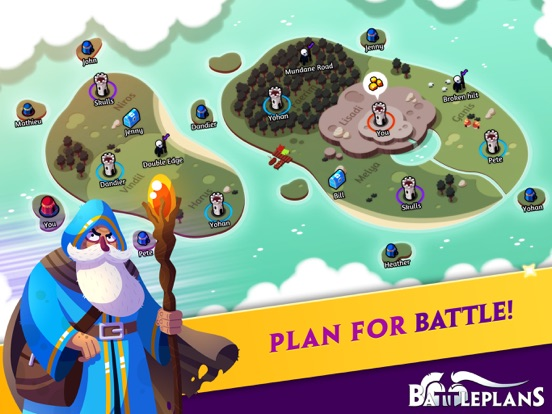 Battleplans - #1 Battle Strategy & Defense Game для iPad