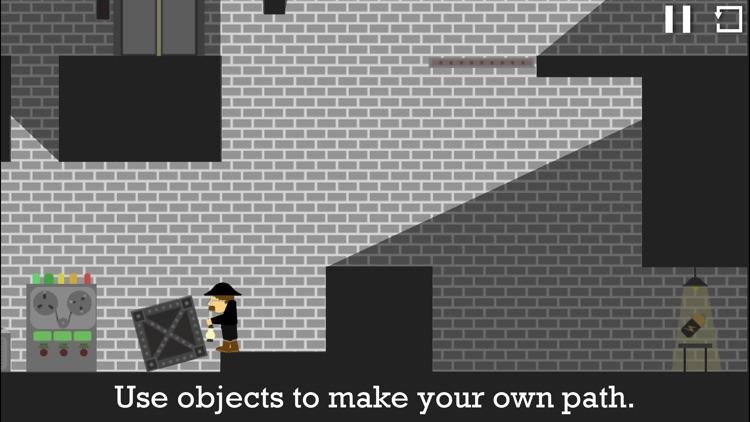 Edgar the Explorer, platform game screenshot-3