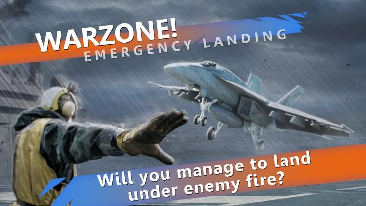 WARZONE! Emergency Landing screenshot-0